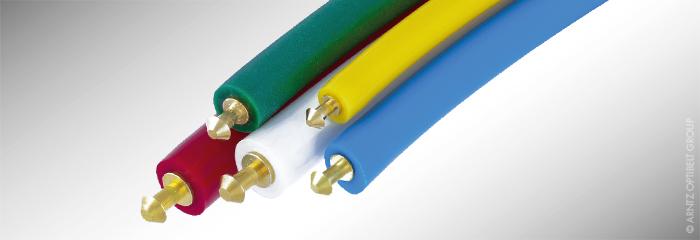 Optibelt Round section belts / Plastic v-belt